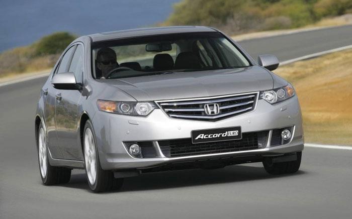Car rent Honda Accord 2.0 AT in Odessa
