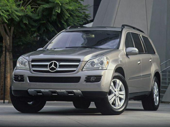 Car rent Mercedes Benz GL450 in Odessa