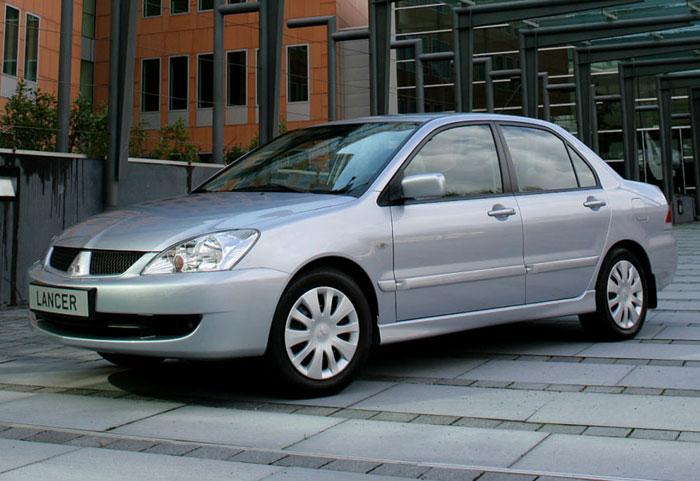 Car rent Mitsubishi Lancer IX 1.6 AT in Odessa